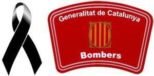 Crespó negre Bombers de la Generalitat
