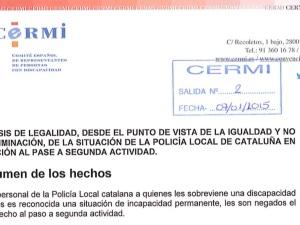 Informe CERMI