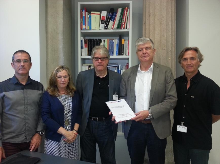 Grup Parlamentari de Ciutadans: I. Sr. Matías Alonso Ruiz, I. Sra. Carmen de Rivera i Pla