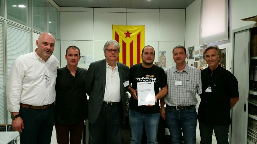 La CUP: I. Sr. David Fernàndez i Ramos