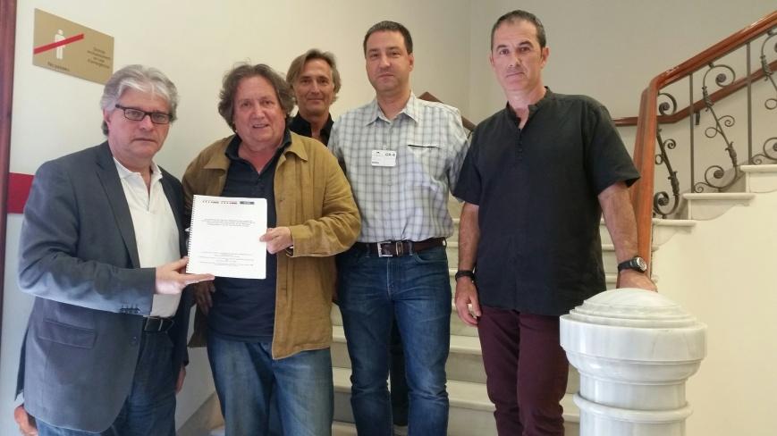 Grup Parlamentari d'Iniciativa per Catalunya Verds - Esquerra Unida i Alternativa: I. Sr. Jaume Bosch i Mestres