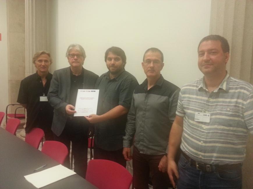 Grup Parlamentari Socialista: I. Sr. Ferran Pedret i Santos