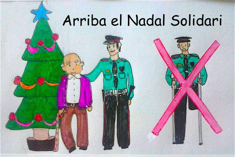 Vinyeta Nadal Solidari