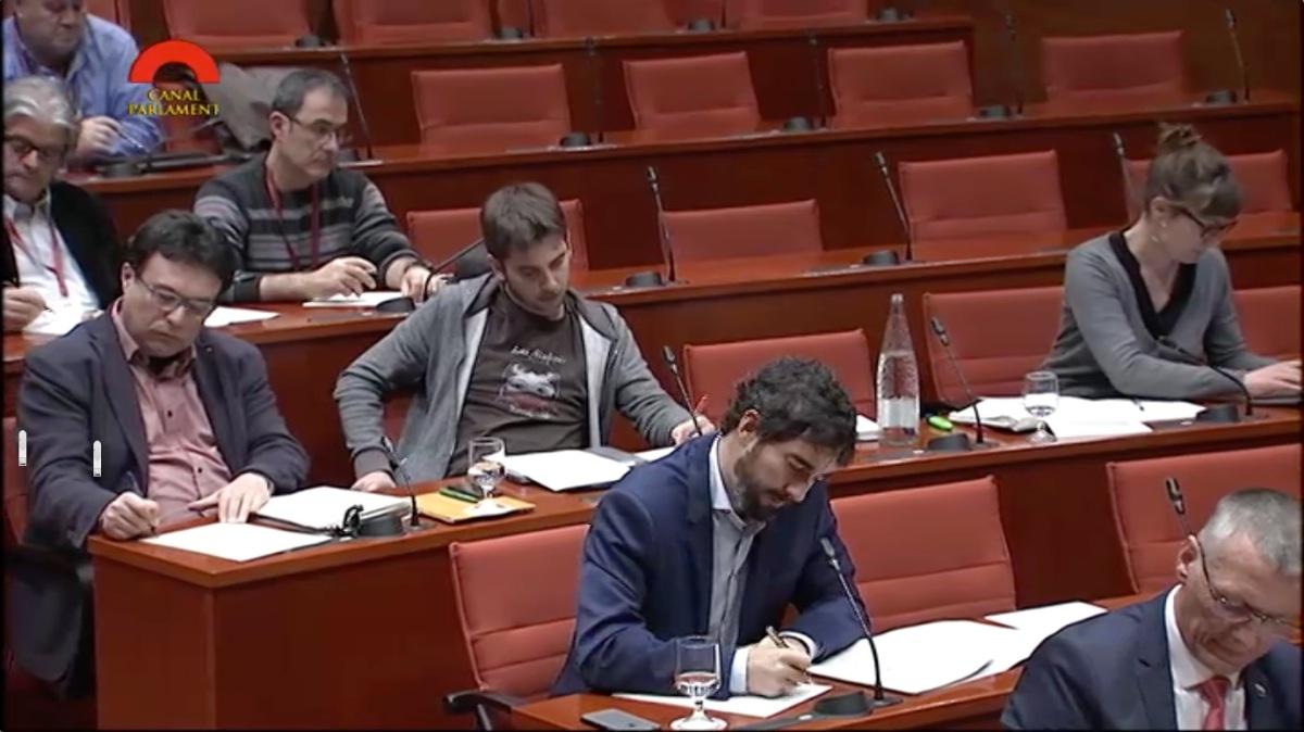 El Govern envia la proposició de llei de segona activitat a la Comissió Jurídica Assessora