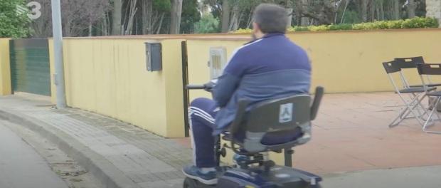 Es incalculable todo el sufrimiento moral que padece la persona con discapacidad durante todo el interminable periplo judicial