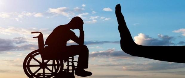 La propia administración no respeta el derecho al trabajo para las personas que adquieren una discapacidad durante la ocupación